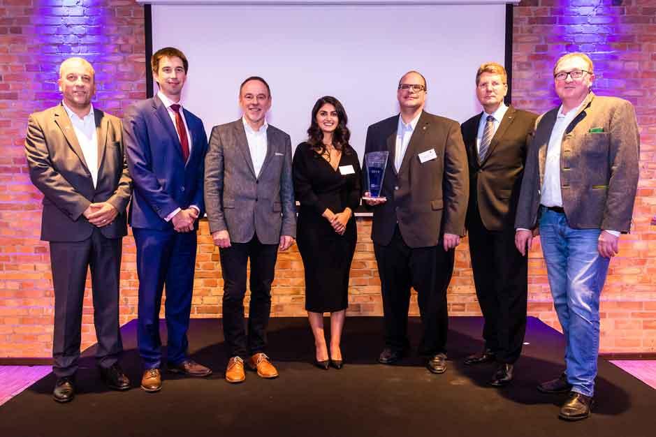 Cdgw-Zukunftspreis 2020 In Berlin