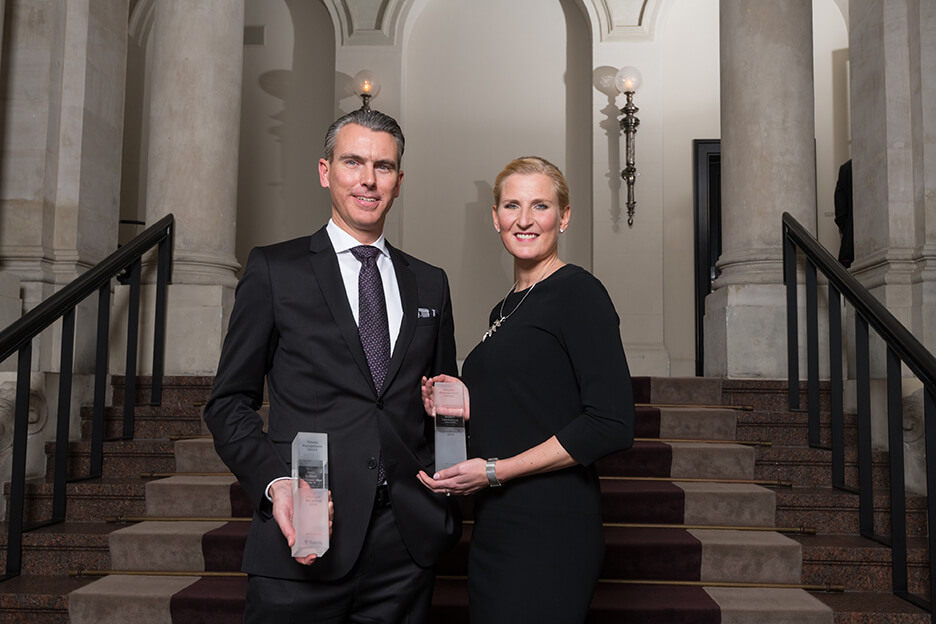 "cdgw-Gala Mit ""Thieme Management Award"""